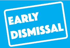 Early Dismissal: February 6th