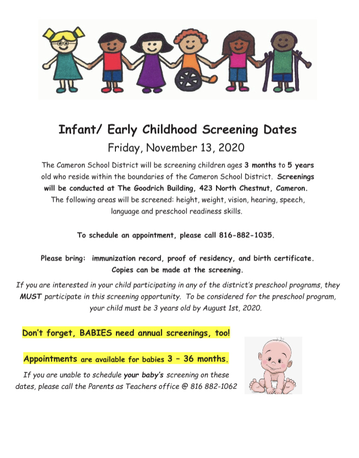 November 13, 2020 Screening Flyer