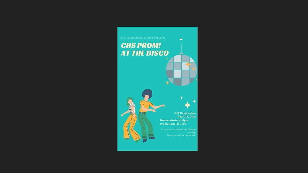 CHS Prom at the Disco