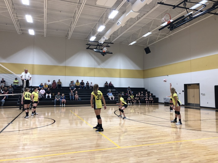 7th Volleyball 9-11-18