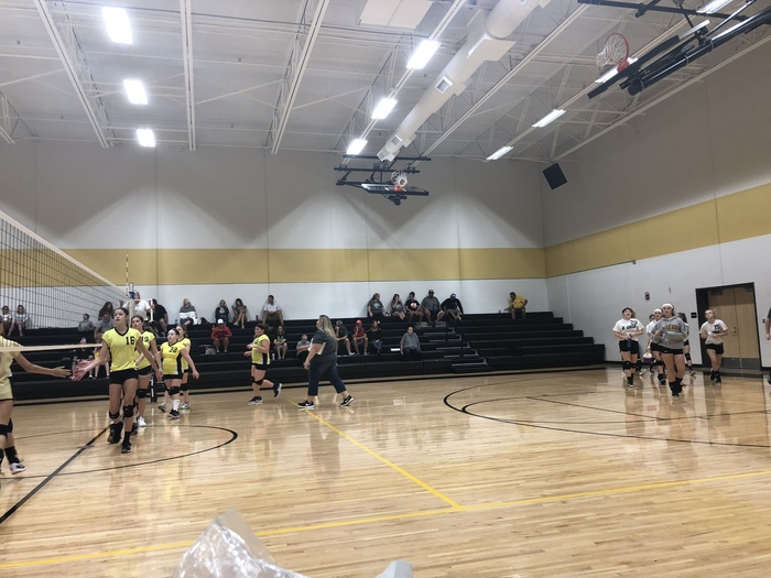 8th Grade Volleyball Tournament