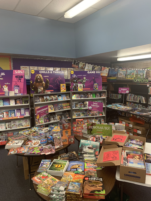 Parkview Book Fair