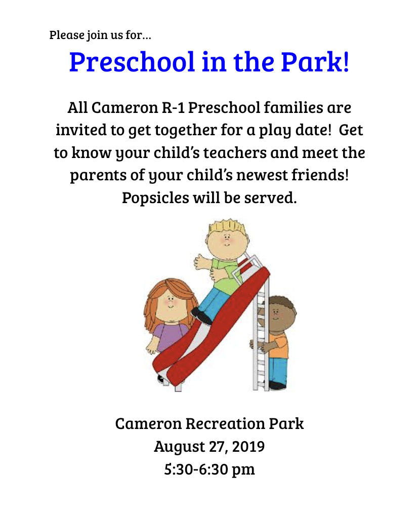 PreK in the Park