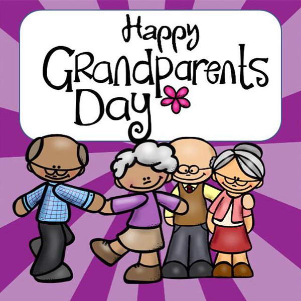 Grandparents' Day on October 21