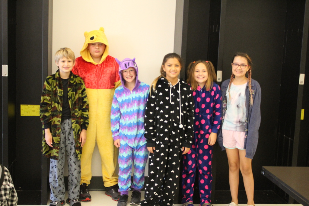 Homecoming PJ Day
