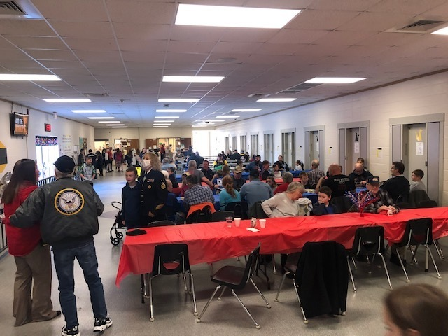 Veteran's Day Breakfast 2019