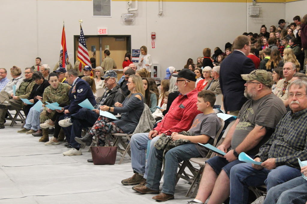 Veterans Assembly