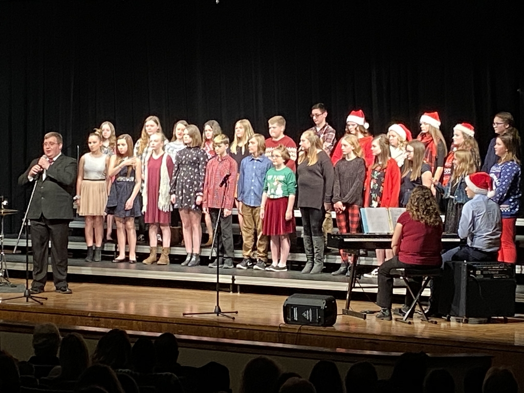 Junior Dragon Singers