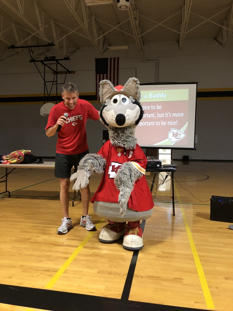 KC Wolf: Don't be a bully- Be a buddy