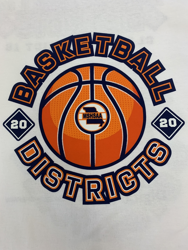 2020 Basketball Districts