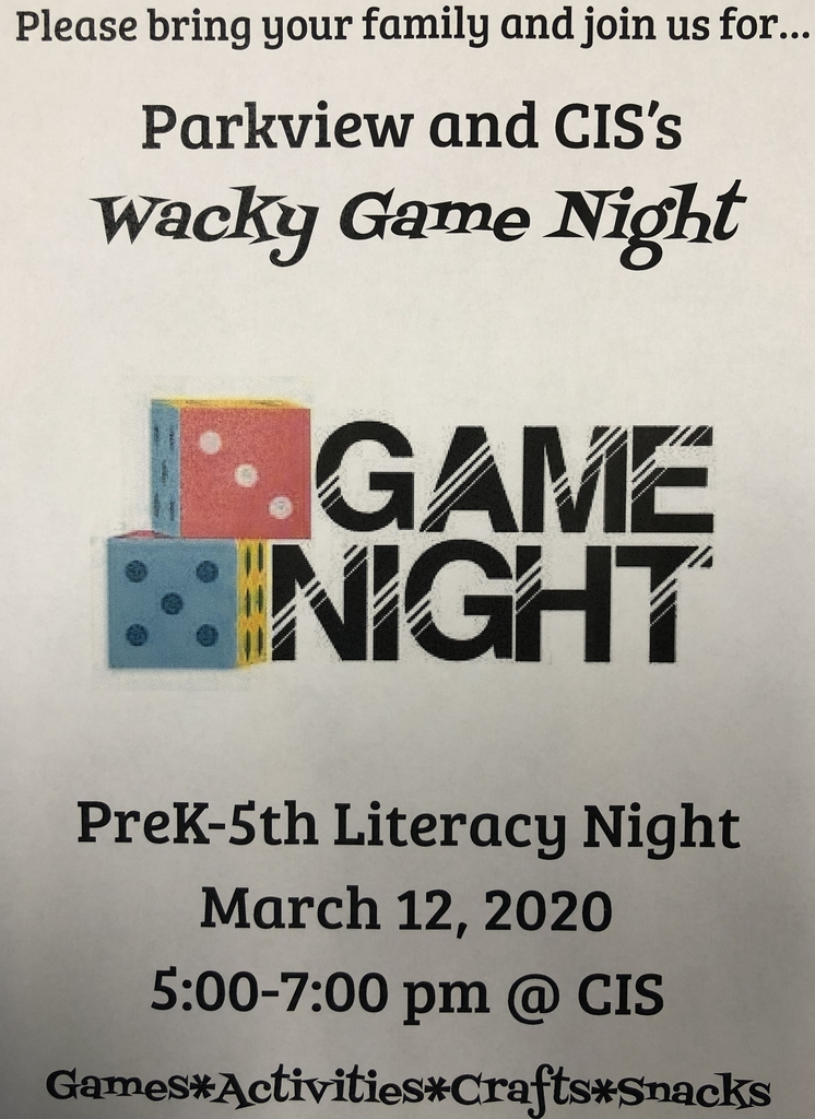 Wacky Game Night!